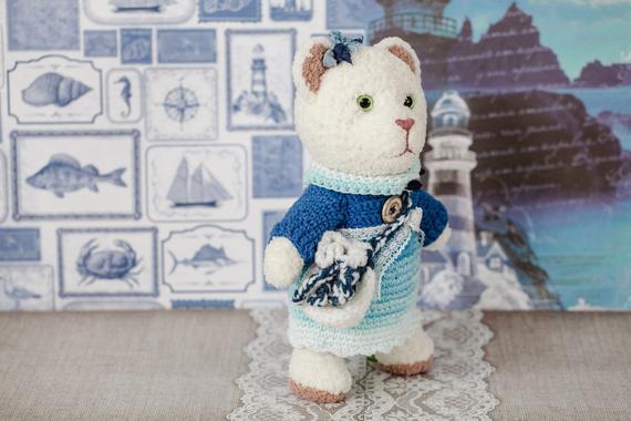 Nathalie-Amigurumi Doll Crochet Pattern PDF | Patrones amigurumi ... | 380x570