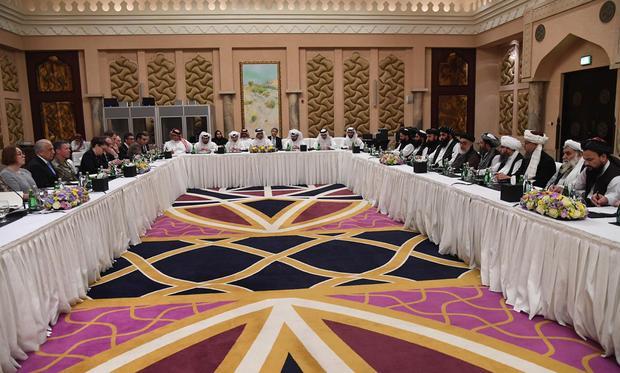США заключили соглашение с Талибаном