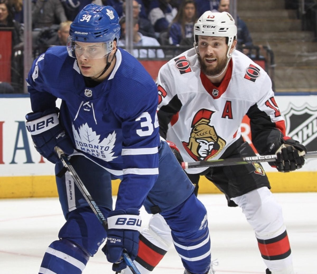 🚨🚨Today is Ticket Tuesday - RT for your chance to win either 2 Front Row or 2 Club Bell tickets to #Sens vs #Leafs on Saturday night + $100 to @Cabottos + $100 to @GiovannisOttawa + 1 night hotel stay at @BrookstreetOtt - Contest Presented by @OttCasinoRoyale 🏒🏒