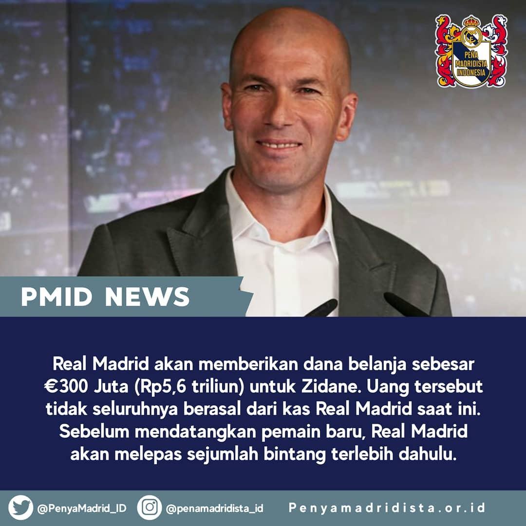 Sebelum belanja jor-joran, Kira-kira siapa Pemain yang akan meninggalkan Real Madrid? 🤔 . . #RMNews #RealMadrid #RealMadridCF #Halamadrid #LosBlancos #LosMerengues #FansRMCF #RealMadridFans #MadridistaIndonesia #Madridista #Madridismo #VamosReal #SantiagoBernabeu #Zidane