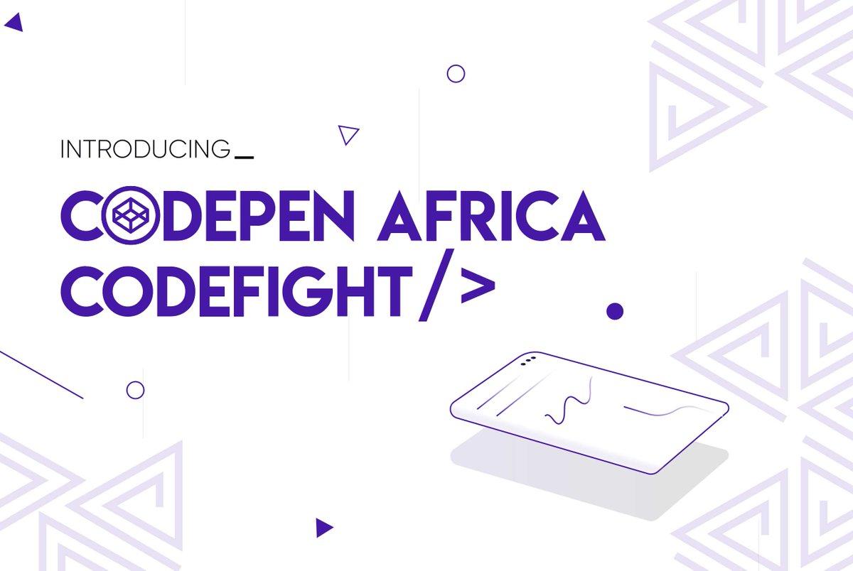 Codepen Africa (@codepen_africa) | Twitter