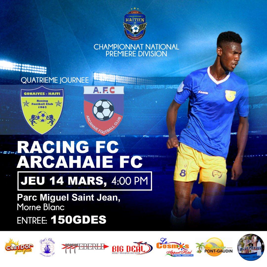 005681ebbd9  Haiti  fhfhaiti  football  championnatnational  D1  4emejournée Radio   Referencefm sera en direct!pic.twitter.com ocan9D9ZWj