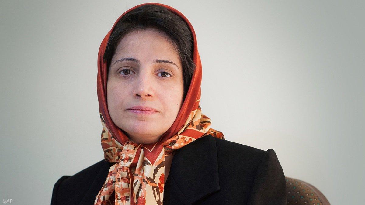 Il faut sauver l'avocate iranienne  D1eR1uoXcAAggX8
