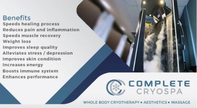 Complete CryoSpa (@CompleteCryoSpa)   Twitter