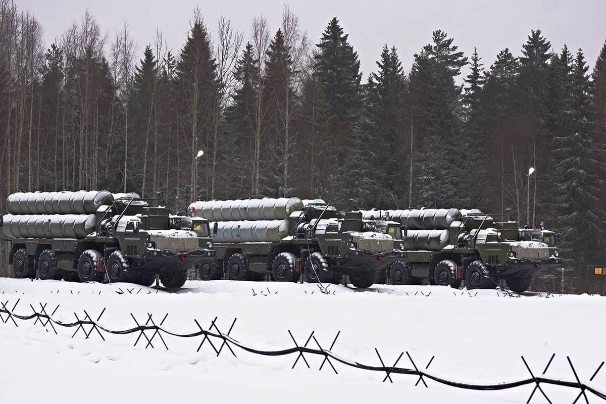هل منظومه S-400 للدفاع الجوي الروسيه الصنع  مبنيه على المبالغات ؟ محللون يكشفون الحقائق  D1eUoo3WoAADy30