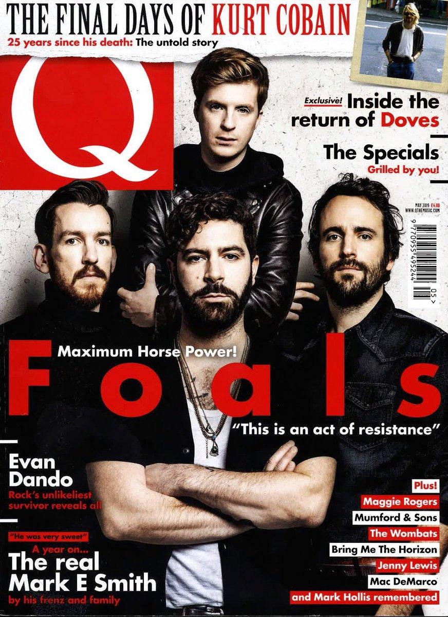 Q Magazine on Twitter: