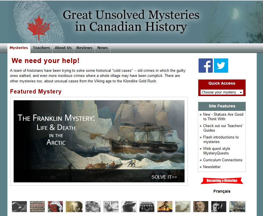 Unsolved Mysteries Cases