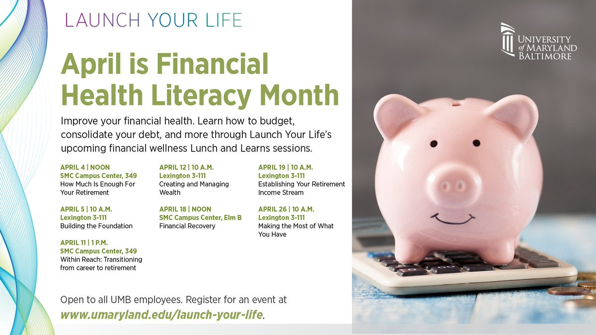 happy financial literacy month - 1200×675