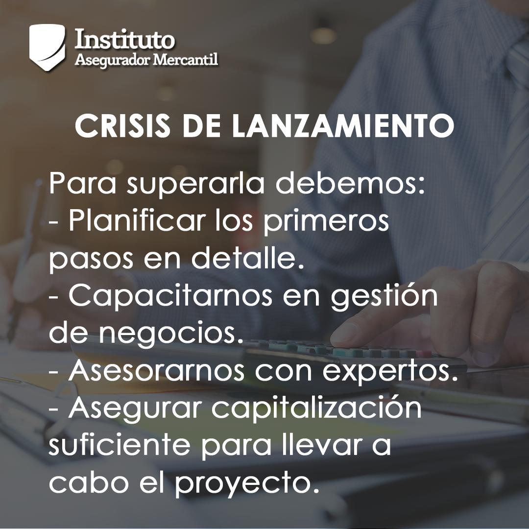 Las crisis son momentos que pueden significar una oportunidad o una amenaza. Todo depende de cómo te enfrentes a ella.   #pymes  #Management #emprendedores