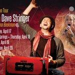 Image for the Tweet beginning: Excited to host @davestringer over
