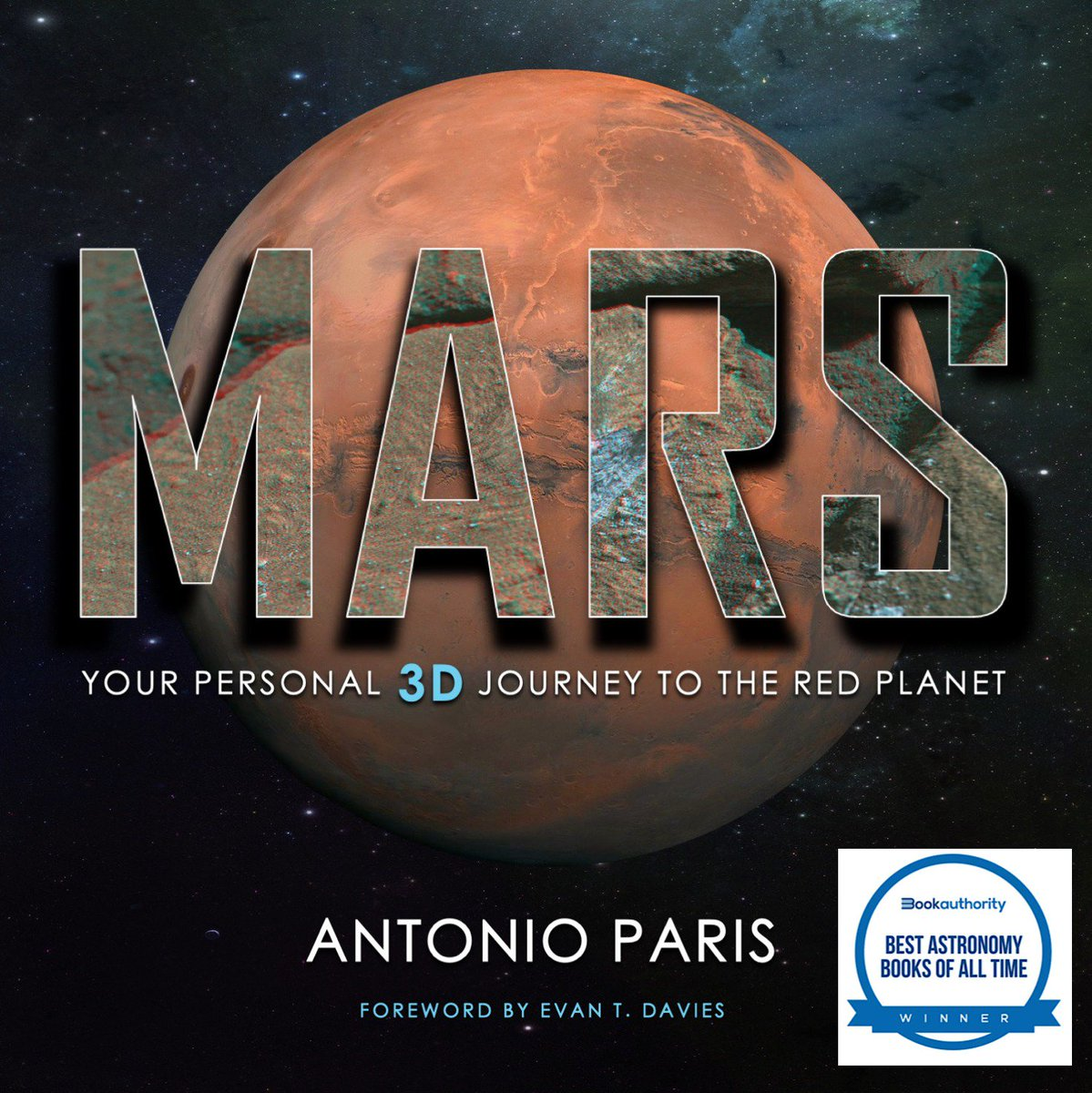 Have you ever wanted to visit Mars? Welcome to Mars 3D - Your Personal Journey to the Red Planet. My new book will introduce you to the geology of Mars and the groundbreaking achievements in the exploration of the Red Planet. Autographed copies on Amazon: https://www.amazon.com/dp/0692073671