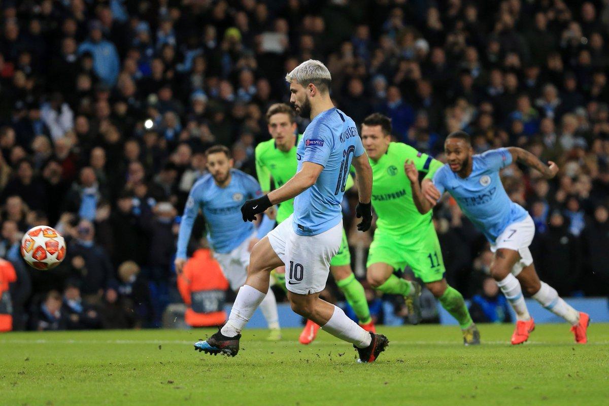 Xem lại Manchester City vs Schalke 04, 3h00 ngày 13/3 (Champions League)
