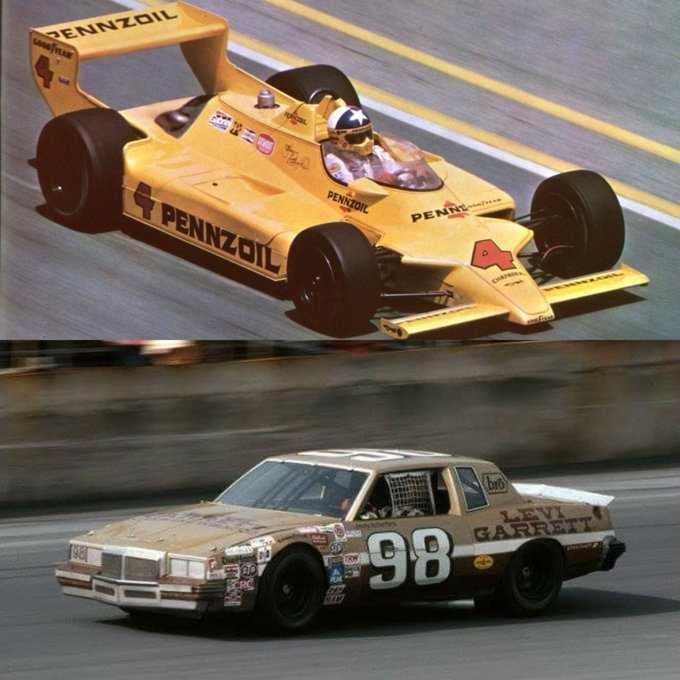 Happy 81st Birthday Johnny Rutherford