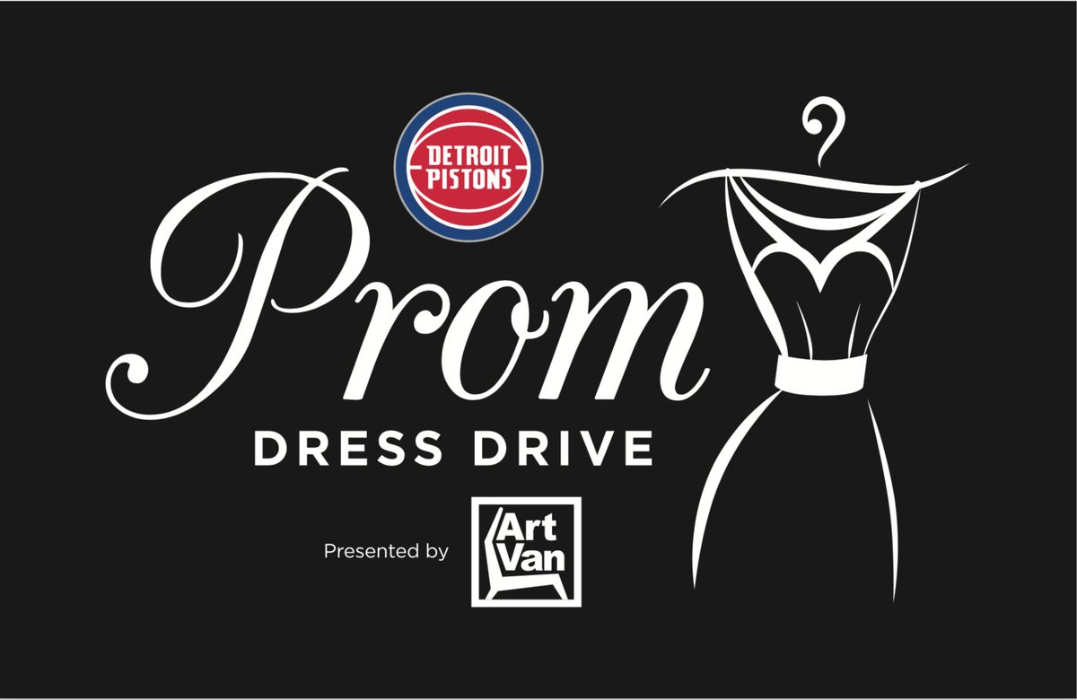 We are teaming up with the @DetroitPistons  & @WishUponATeen for a prom dress drive! Help us make local teens dreams come true by donating new/ lightly used prom dresses at our Canton, Novi, Taylor, Sterling Heights & Warren showrooms 3/15-4/1.  Details: https://bit.ly/2VVn30q