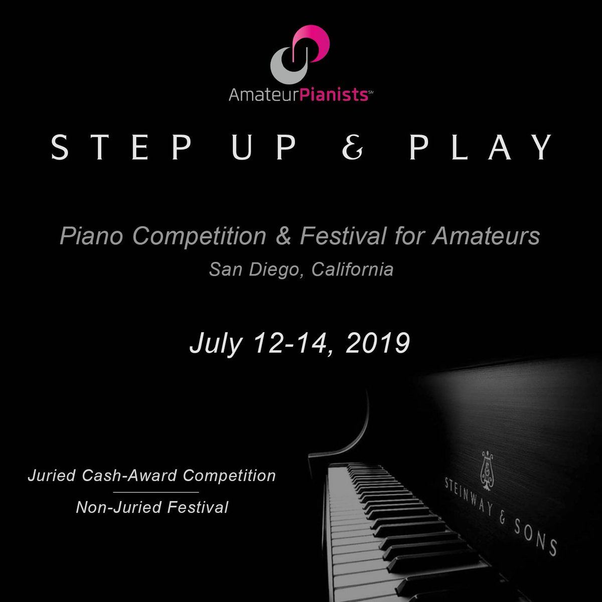 pianocompetition tagged Tweets and Downloader | Twipu