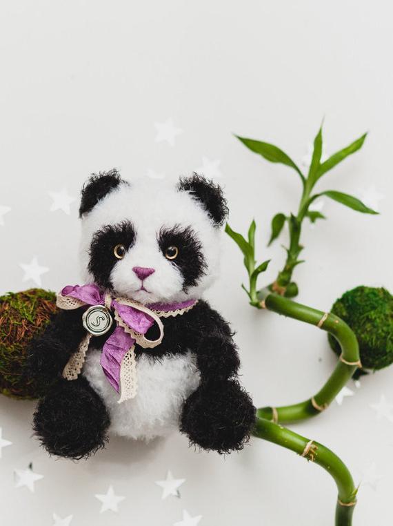 Crochet pattern Panda, Amigurumi panda pattern, Easy crochet ... | 762x570