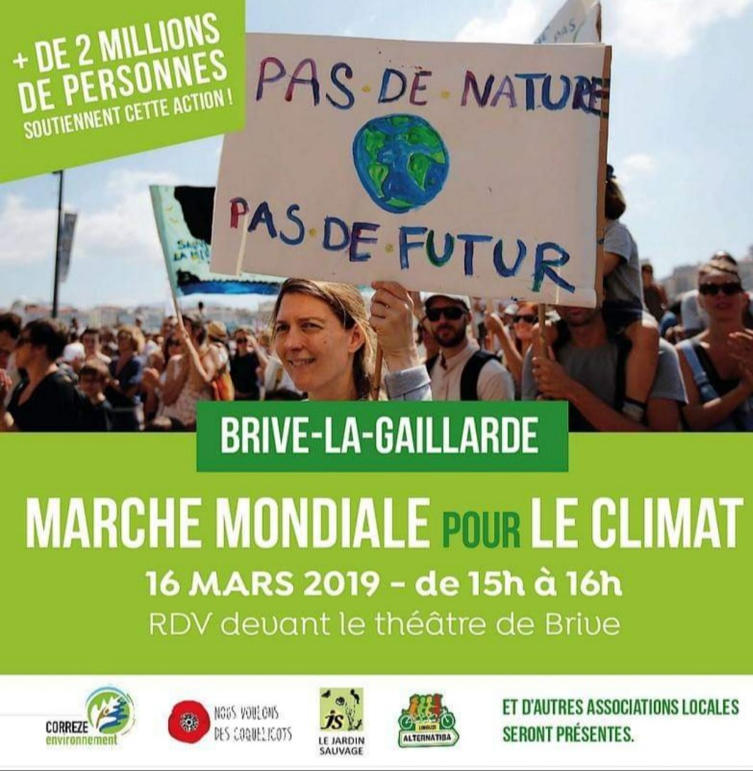 CorrèzeInsoumise's photo on #MarchePourLeClimat