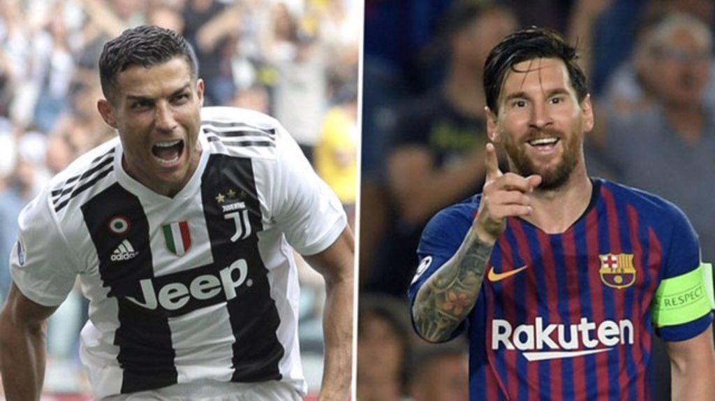 Like for Messi Retweet for Ronaldo Different Club, Different Stadium, Same #Cristiano #Ronaldo