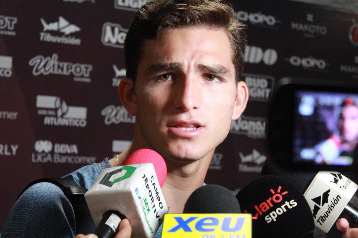 Sebastián Jurado se ha convertido en la sensación de Veracruz