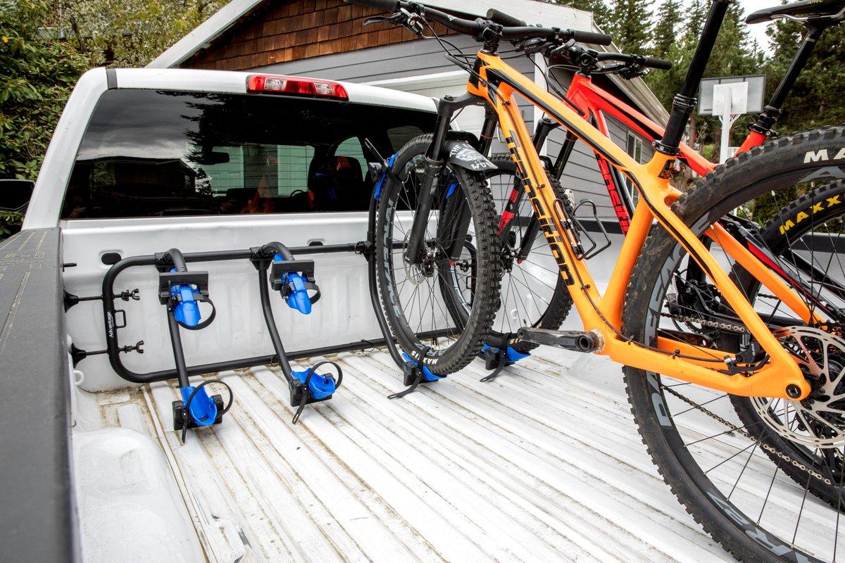Advantage SportsRack FlatRack 2 Bike Stand Up Rack Accessory Travelling New
