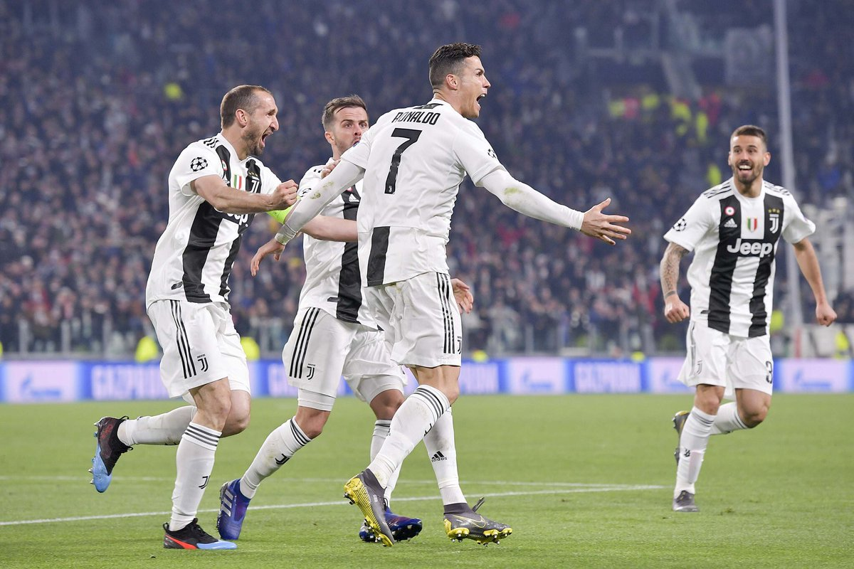 bd5146db5 Juventus are now through to the quarters.  UCL  UefaChampionsLeague   Juventus  Atletico  CBall100 pic.twitter.com JvG4WOND0x