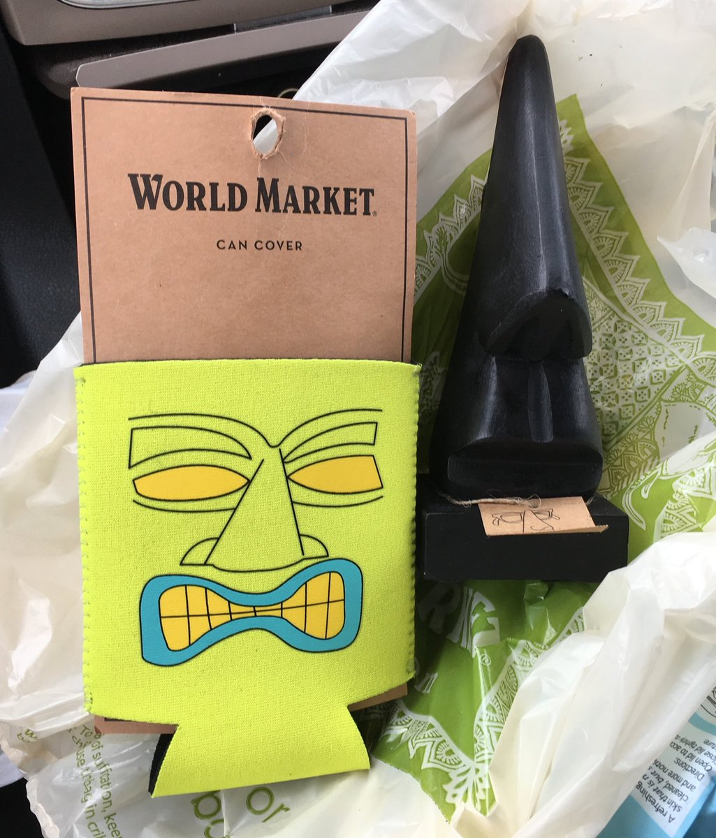 ed4470c8a1ed ...  worldmarket the koozie has a pocket for your room keycard and the tiki  nose is an eyeglass holder...what will they think of next   Tikipic.twitter.com  ...