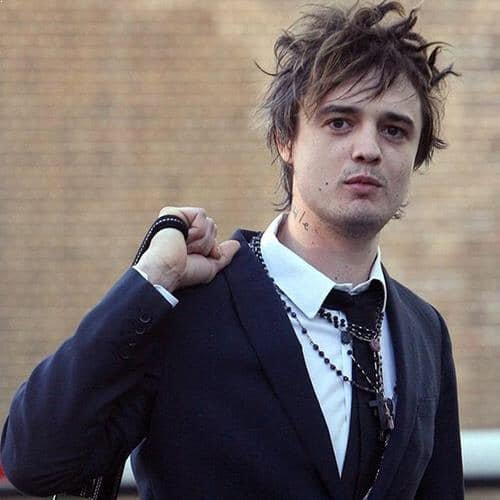 Happy Birthday Pete Doherty, guitar, vocals, songwriter and part time mess for The born 3/12/1979.