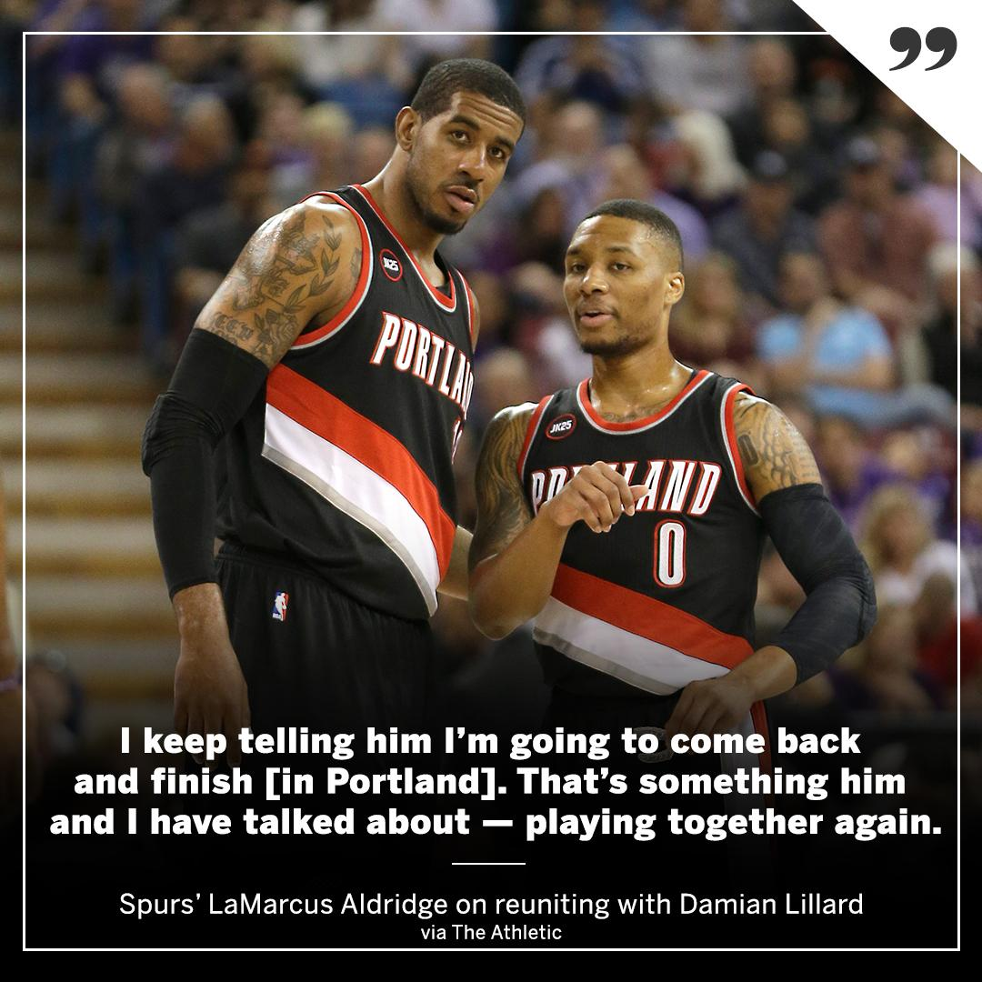 A reunion to come in Portland? �� https://t.co/2i5nZHfX8P
