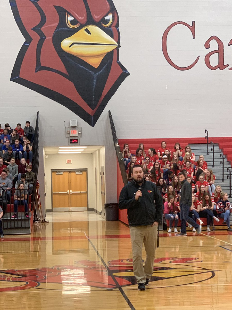 Spring Meet the Cards- Winter sports recap, all district basketball and state qualifier wrestler