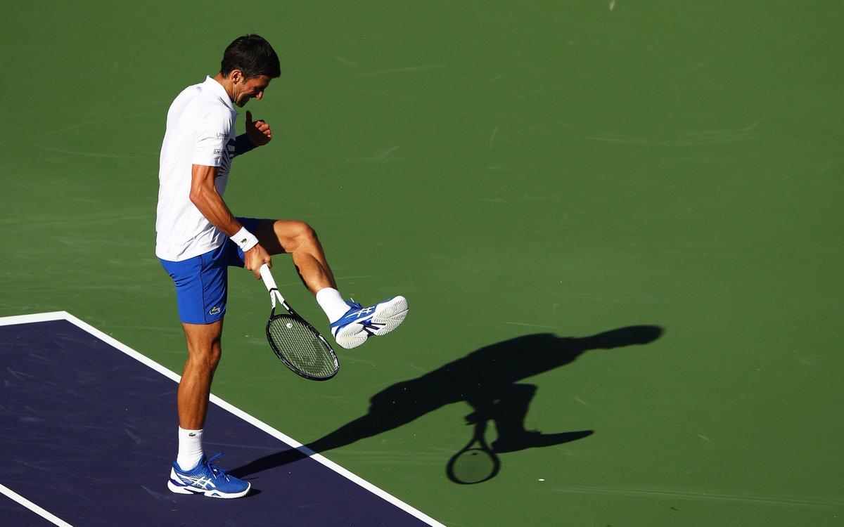 Gustavo Goitía's photo on Djokovic