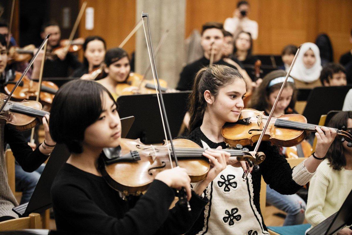 Женские оркестры картинки