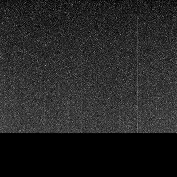 Noisy image of Martian sky
