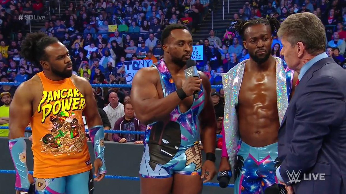 Vince McMahon Puts Kofi Kingston In Big Match On Next Week's WWE SmackDown To Earn WWE Title Shot