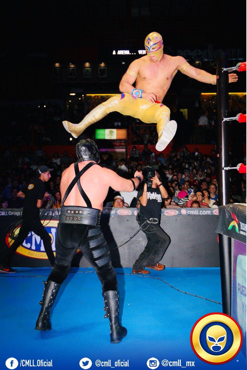 CMLL: Una mirada semanal al CMLL (Del 7 al 13 de marzo de 2019) 14