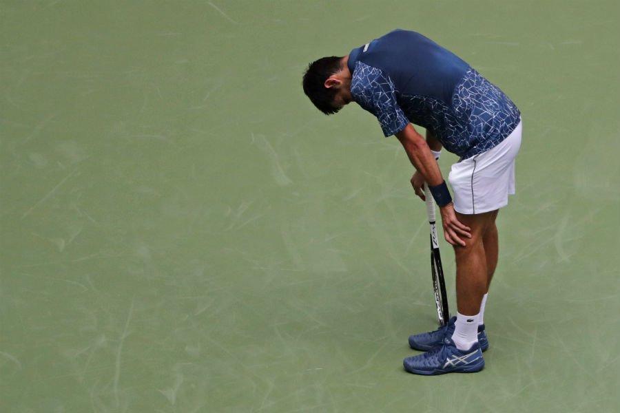 El Deportivo LT's photo on Djokovic