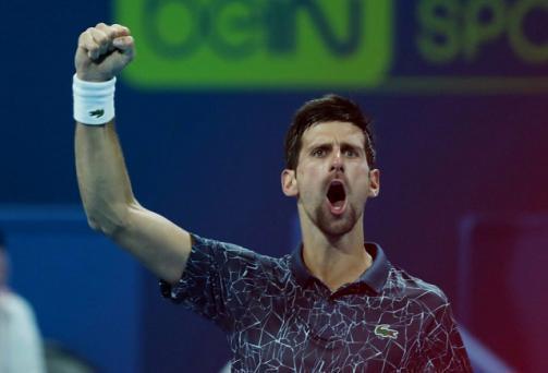 alexandre's photo on Djokovic