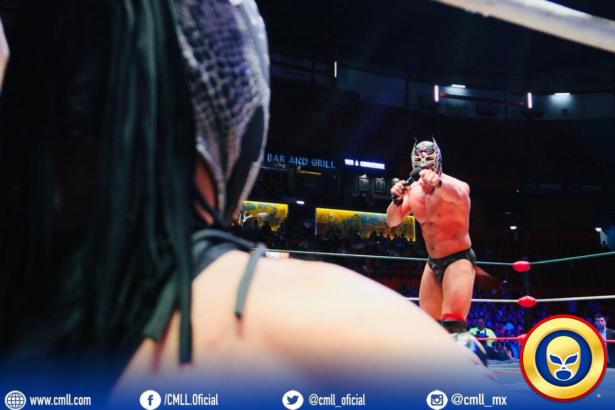CMLL: Una mirada semanal al CMLL (Del 7 al 13 de marzo de 2019) 15
