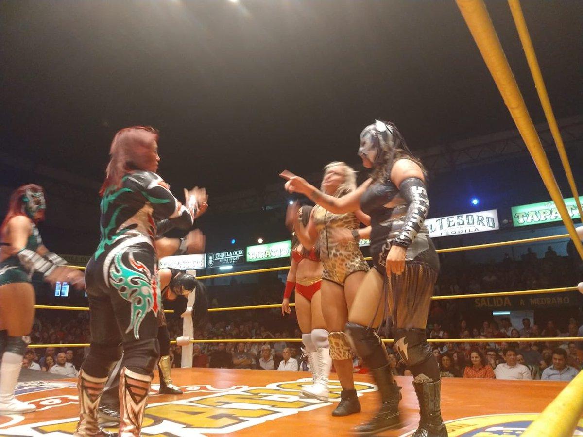 CMLL: Una mirada semanal al CMLL (Del 7 al 13 de marzo de 2019) 16