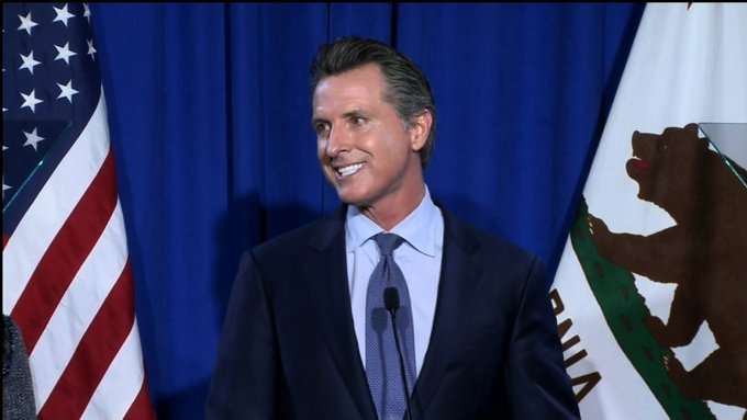 Commifornia Gov. Newsom overrides state law to suspend death penalty with executive order…