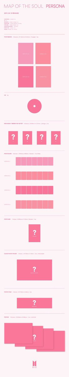 #BTS MAP OF SOUL PERSONA GA 🌎 WORLDWIDE 🌏 FREE SHIPPING   How To: ~ Must be following + notifs on ~ Rt to enter ~ tag @BTS_twt & mutuals  Prize: ~ 1 MAP OF SOUL ALBUM  ⭐️ # WINNERS TBD ⭐️  ENDS April 7th  #MapOfTheSoulPerson #MAP_OF_THE_SOUL_PERSONA #FindYourPersona #prePERSONA