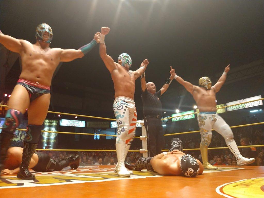 CMLL: Una mirada semanal al CMLL (Del 7 al 13 de marzo de 2019) 17