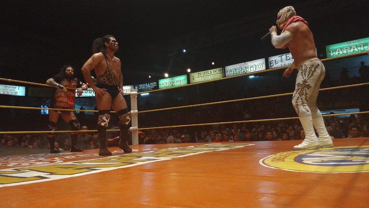 CMLL: Una mirada semanal al CMLL (Del 7 al 13 de marzo de 2019) 18