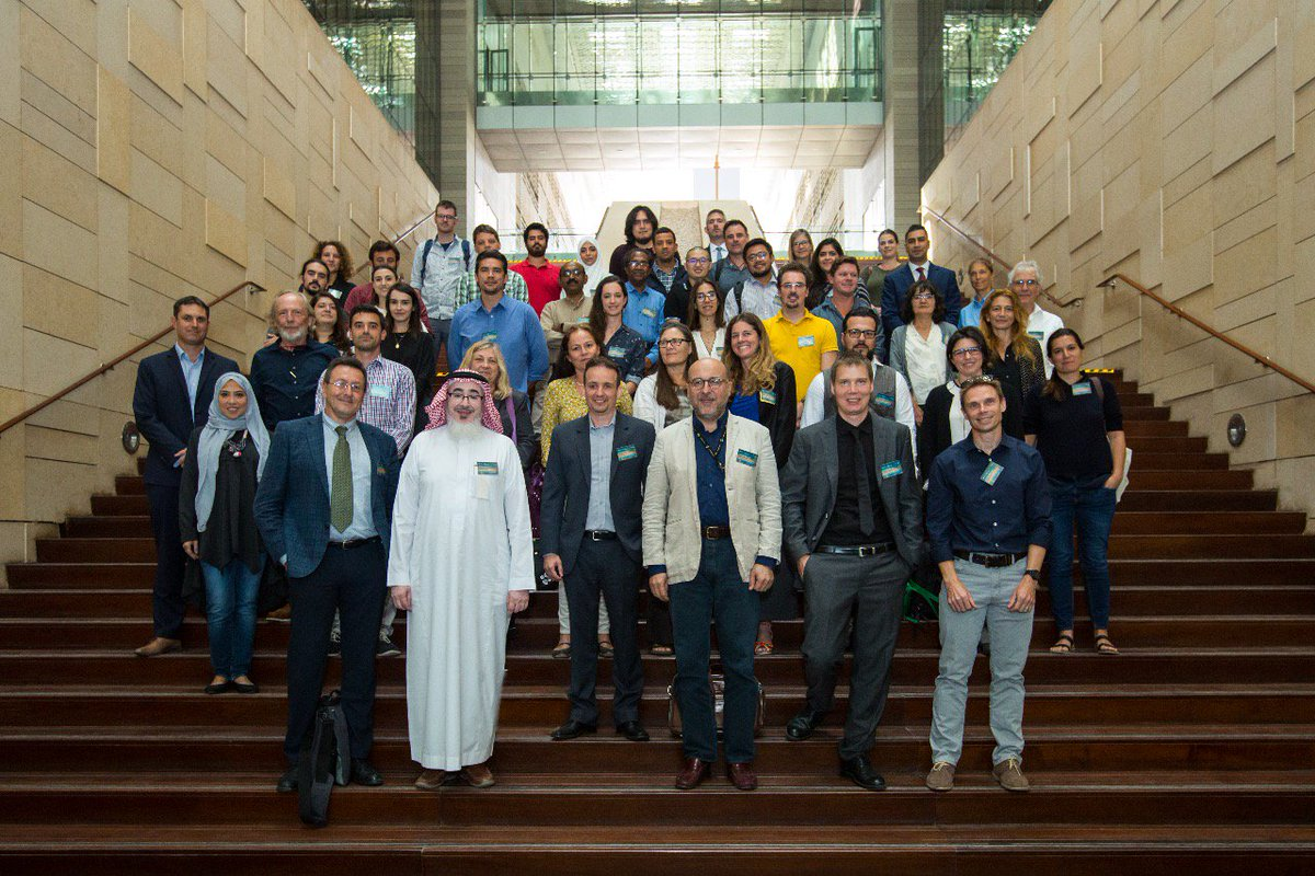 A few pictures from this week's @RSRC_KAUST Research Conference: Securing the #RedSea #ecosystems. Running from March 11-14, the conference brings together international experts working on coastal ecosystems. Visit our Instagram handle @KAUSTOfficial for more pictures #CoralReefs