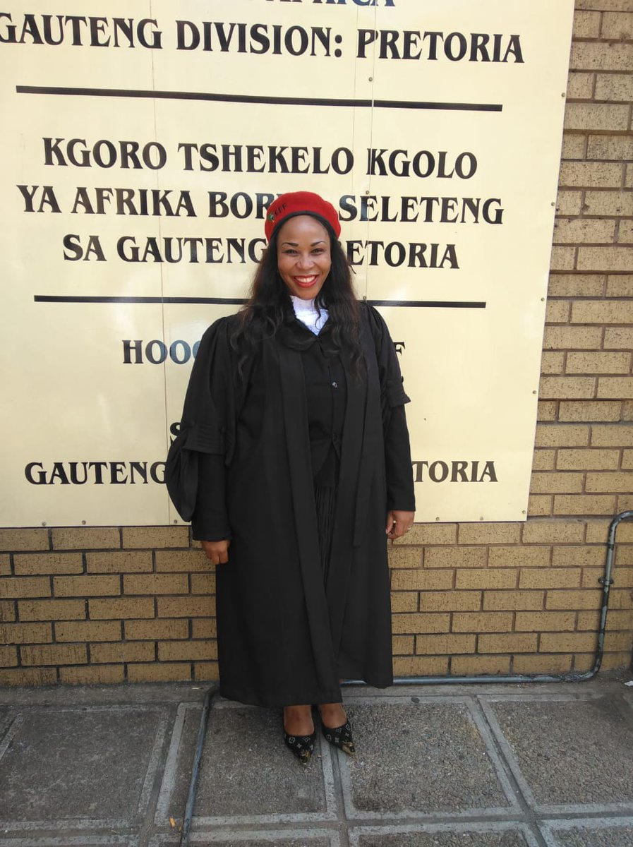 Eff Sedibeng Region's photo on High Court