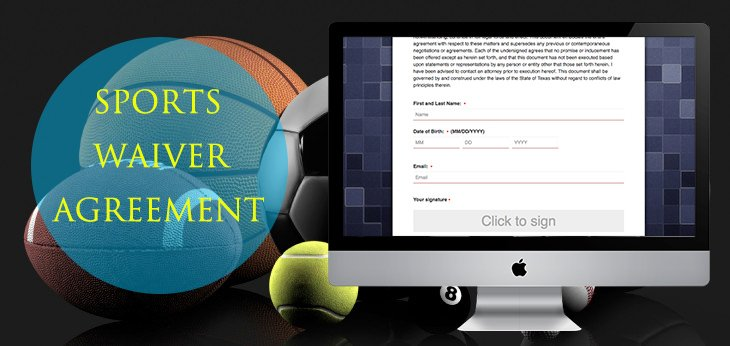 Let sports participants sign the online waivers before the game. #OnlineLiabilityWaiver #BestOnlineWaiverService #OnlineDigitalWaiver #ElectronicWaiverOnline #OnlineWaiversAgreements #WaiverApp #OnlineReleaseForm #WaiverSigningApp #ElectronicWaiverSystem  https://www.cleverwaiver.com/?ftwitter