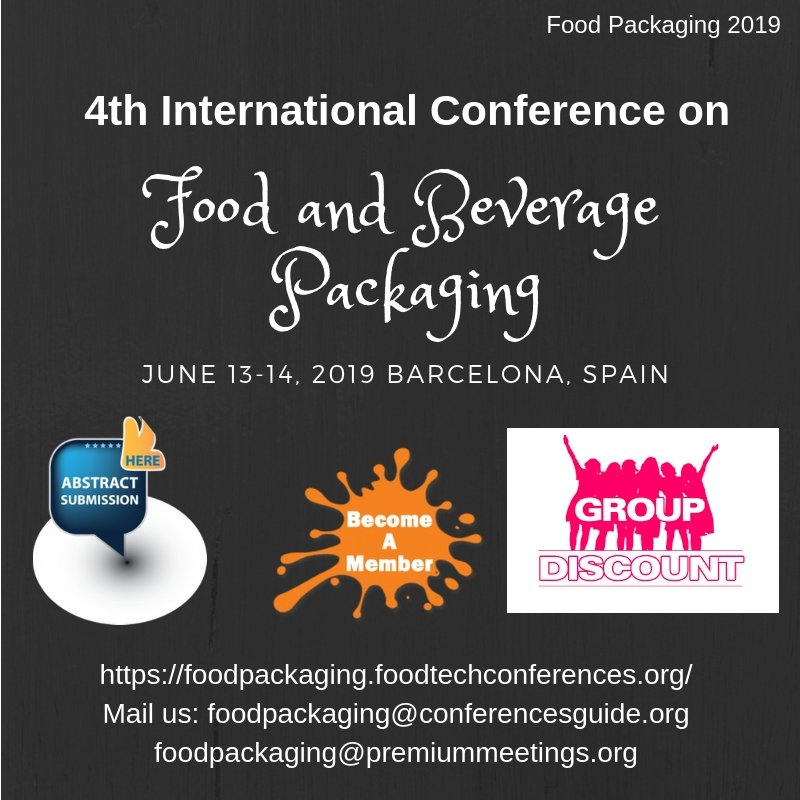 Food Conference 2019 - @Food_Congress Twitter Profile and Downloader