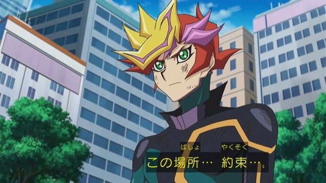 BGMコネクト #VRAINS https://t.co/YfkDZNh9Hu