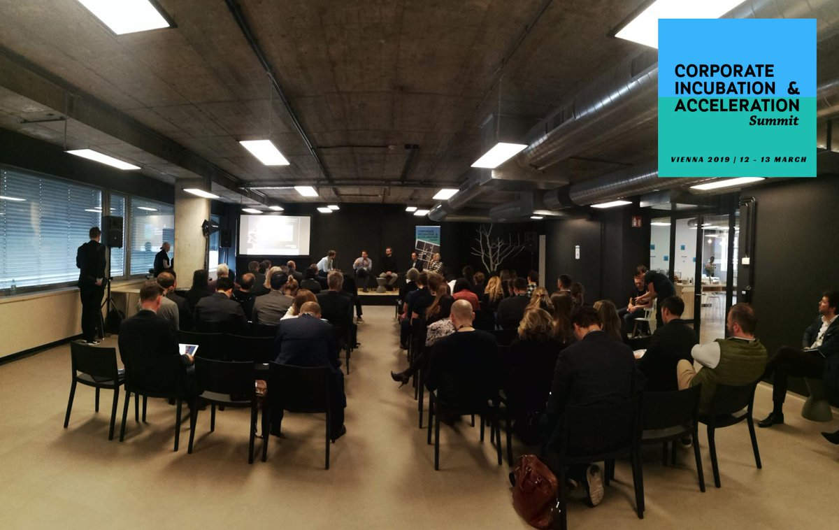 Hello from #Vienna! 👋🏼 Tomas Mankovicky from our Innovations team is attending this year's Corporate Incubation & Acceleration Summit where top industry leaders share their experiences in entrepreneurship, acceleration, incubation and more. Follow #CoInAAC for more info!