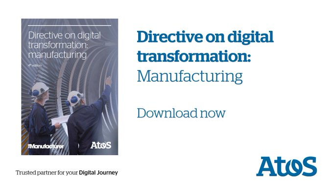 Embarking on your own #digitaltransformation journey in #manufacturing? Take a look at our new...