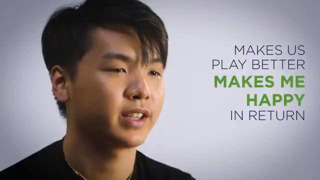 Pro's from #IAMOPL share how a balanced lifestyle helps them with their mental health and wellbeing. 😊  Visit http://oce.leagueoflegends.com for tips, resources and information and watch the OPL this Friday and Saturday - get involved with #IAMOPL